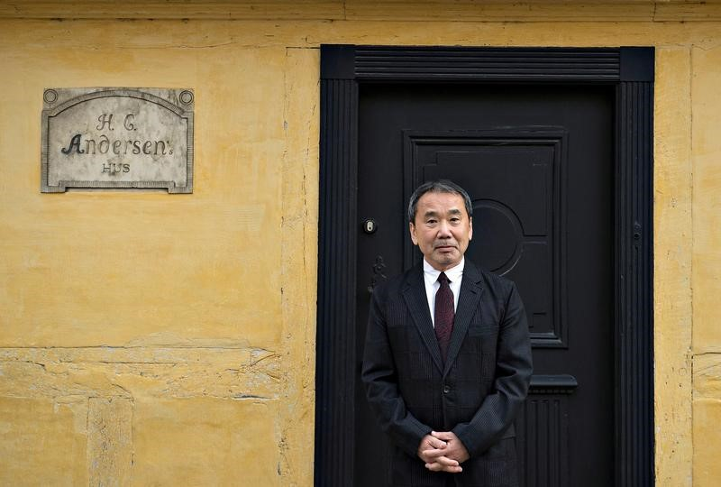 Japanese author Murakami to DJ 'Stay Home' radio special as virus shutdown continues