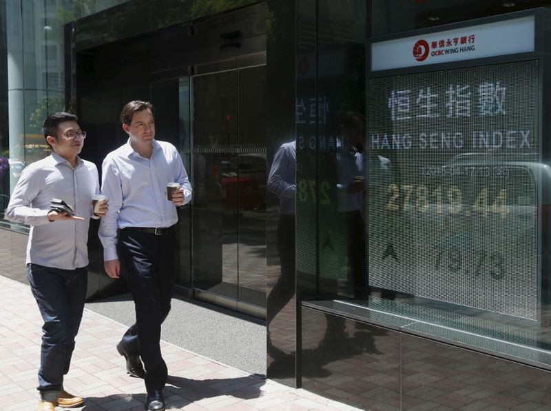 Hong Kong's Hang Seng benchmark paves way to include Alibaba
