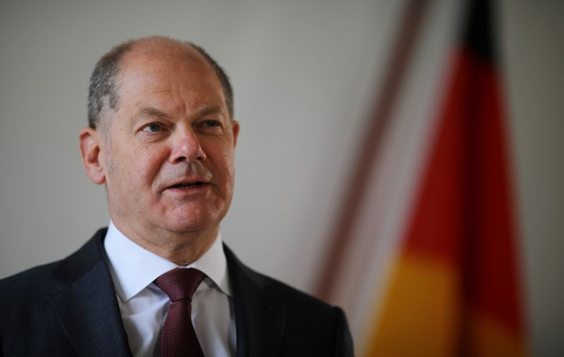 German tax revenues fall 23.5% due to coronavirus pandemic