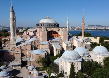 Turkey's Erdogan says Hagia Sophia becomes mosque after court ruling
