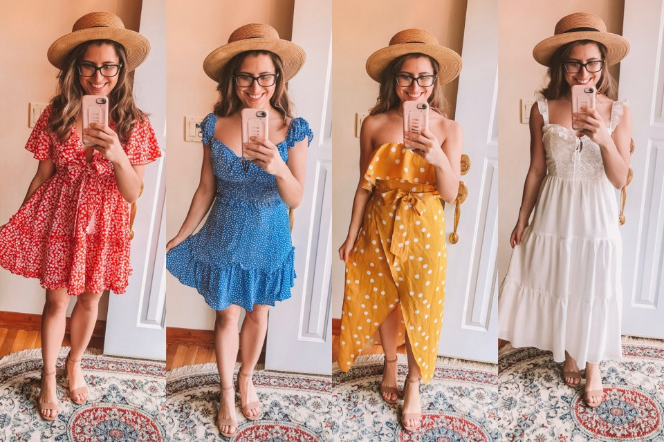 Hello Molly Summer Dresses Try On Haul