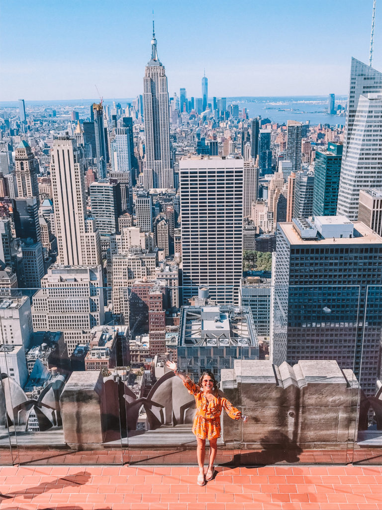 Top of the Rock - Instagram Spots of NYC
