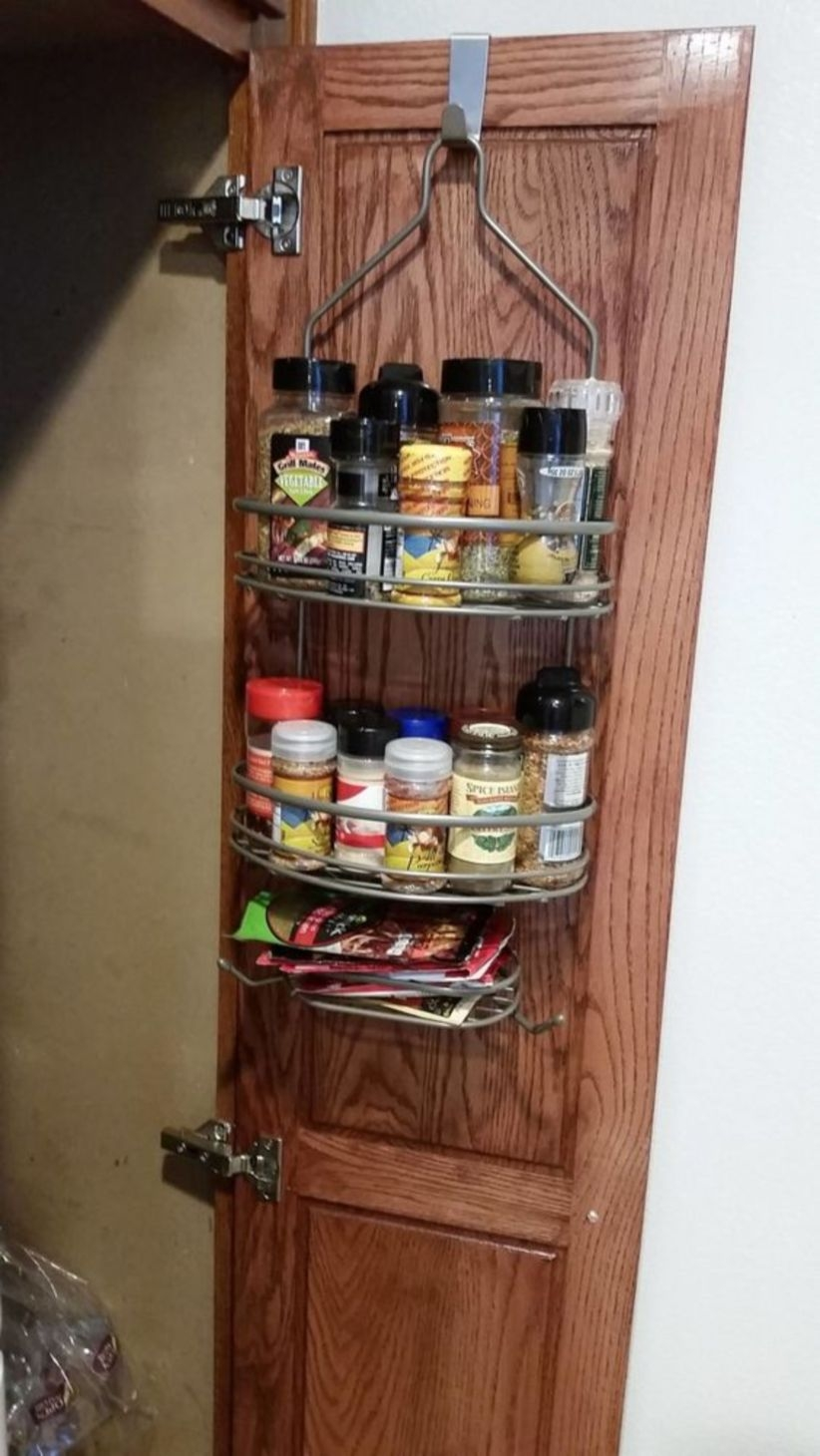 Diy rv camper remodel ideas for storage kichen