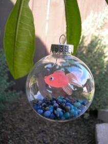 Easy but beautiful diy christmas ornaments 21