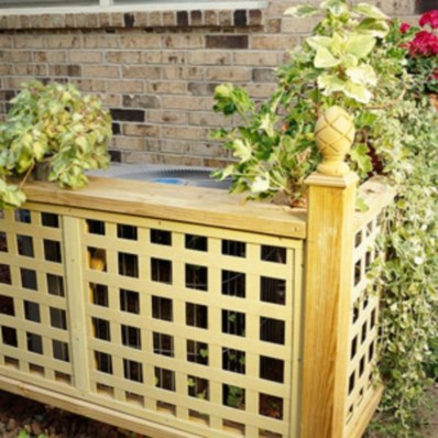 Hide your outdoor eyeshore project 10