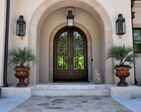 Ideas to decorate your entryway to replace porch 07