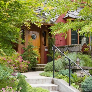 Ideas to decorate your entryway to replace porch 36