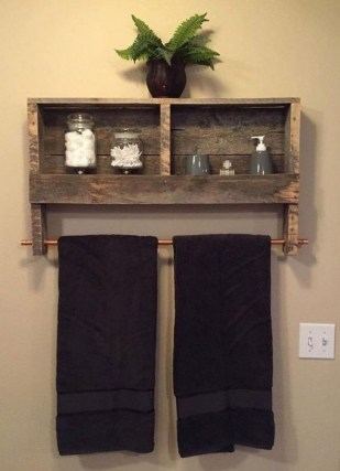 Magnificent diy rustic home decor ideas on a budget 07