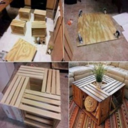 Magnificent diy rustic home decor ideas on a budget 16