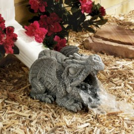 Cute yard ornament for your own outdoor space 32