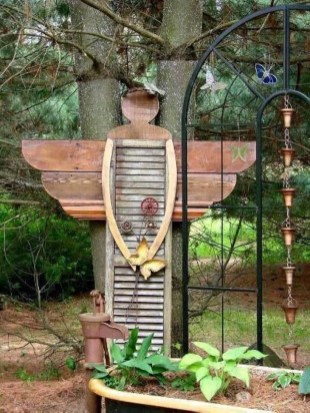 Best and amazing diy ideas for your garden decoration 39