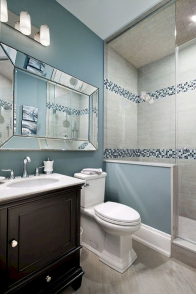 Clever ideas to makeover your mirror 07