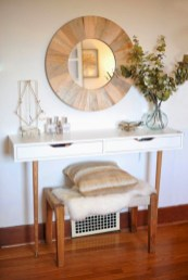 Clever ideas to makeover your mirror 13