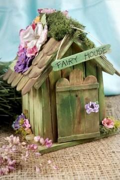 Super easy diy fairy garden ideas 34