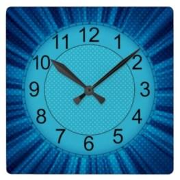 Unusual modern wall clock design ideas 27