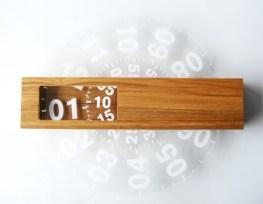 Unusual modern wall clock design ideas 28