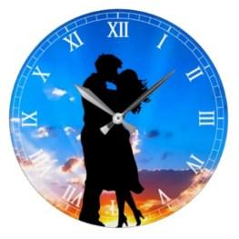 Unusual modern wall clock design ideas 29