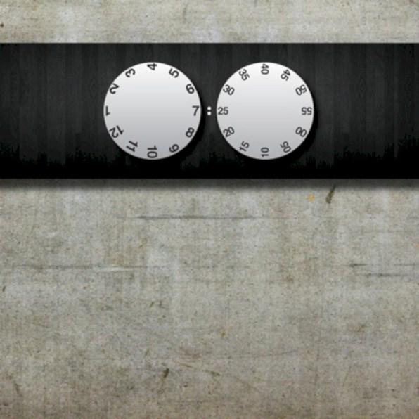 Unusual modern wall clock design ideas 33