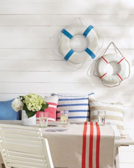 Classic nautical decor ideas that'll ready your home for summer 36