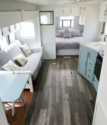 Rv living decor to make road trip so awesome 21