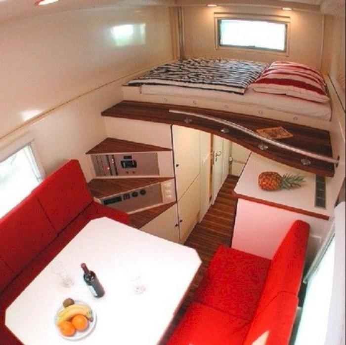 Rv living decor to make road trip so awesome 31