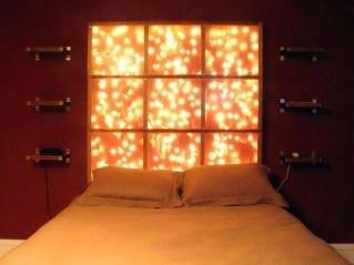 Easy and awesome wall light ideas for teens 05