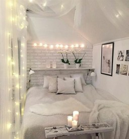 Easy and awesome wall light ideas for teens 12
