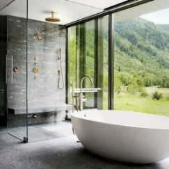 Stunning showers that will wash your body and soul 32