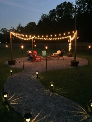 Most beautiful outdoor lighting ideas to inspire you 06