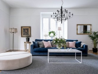 Scandinavian living room ideas you were looking for 30