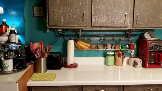 Inventive kitchen countertop organizing ideas to keep it neat 37