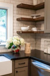 Inventive kitchen countertop organizing ideas to keep it neat 46