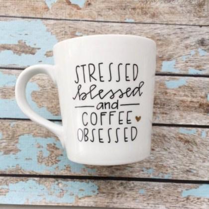 On a budget diy coffee mug holders you can easily make 21