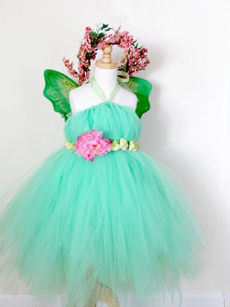 Diy woodland fairy costume DIY Adorable Tutus You Can Do That Have Been Loves by Your Little Girls