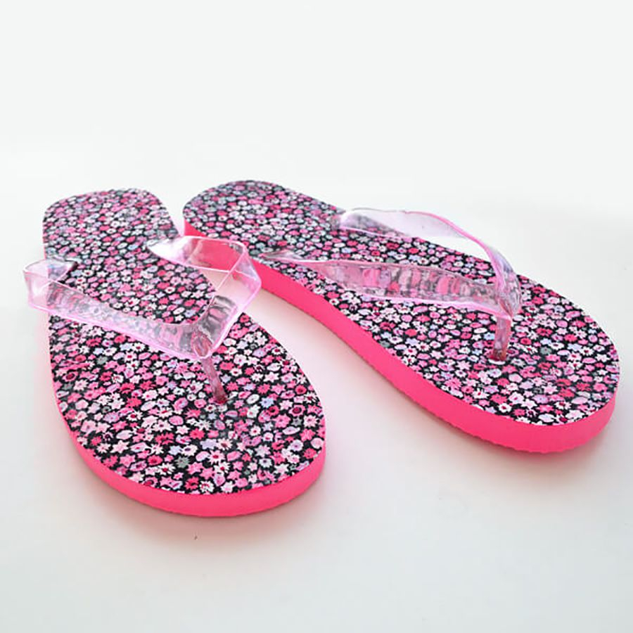 Fabric soled flip flops DIY Picturesque Flip Flops Ideas That Are Great For Indoor Or Beach Day