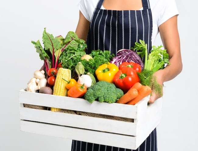 Get Fresh Food Services