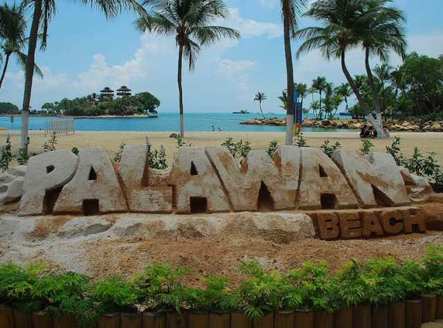 Gallery Palawan Beach Sentosa Singapore Greatest Places