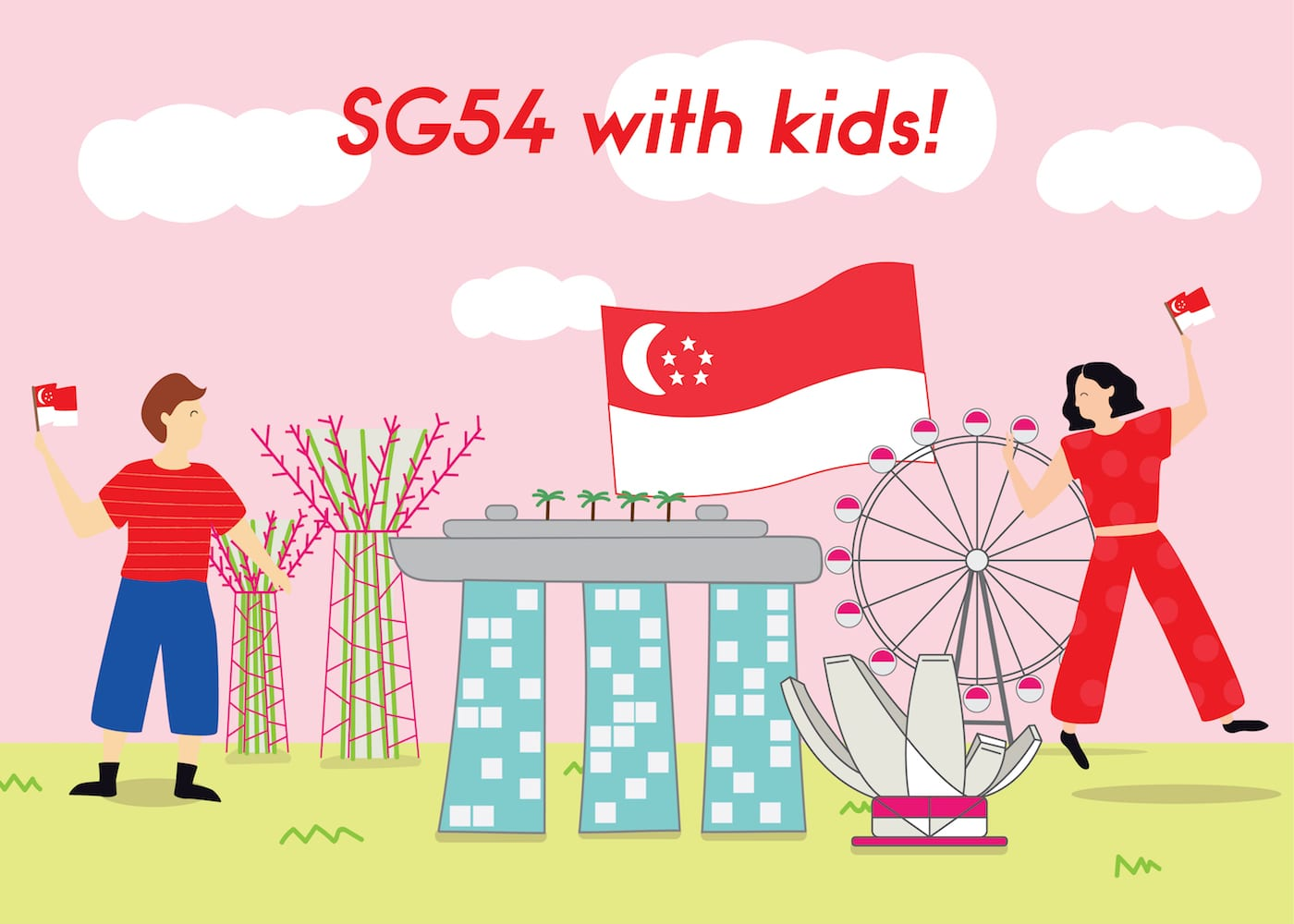 54 Of The Best Things To Do With Kids In Singapore