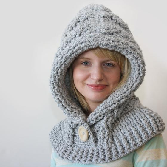 Free Knit Cowl Neck Patterns