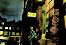 Datas Especiais: 40 anos de The Rise and Fall of Ziggy Stardust and The Spiders from Mars (David Bowie)