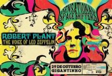 Review Exclusivo: Robert Plant (Porto Alegre, 29 de outubro de 2012)