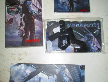 Megadeth – Dystopia (Limited Edition) [2016]