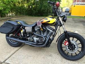 2005 HarleyDavidson® FXDI Dyna® Super Glide® (Black W