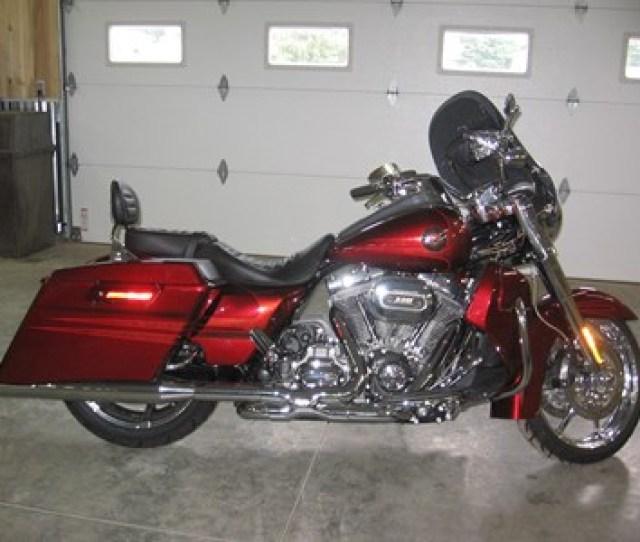 2013 Harley Davidson Flhrse5 Cvo Road King