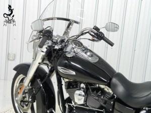 2014 HarleyDavidson® FLD Dyna® Switchback™ (Vivid Black