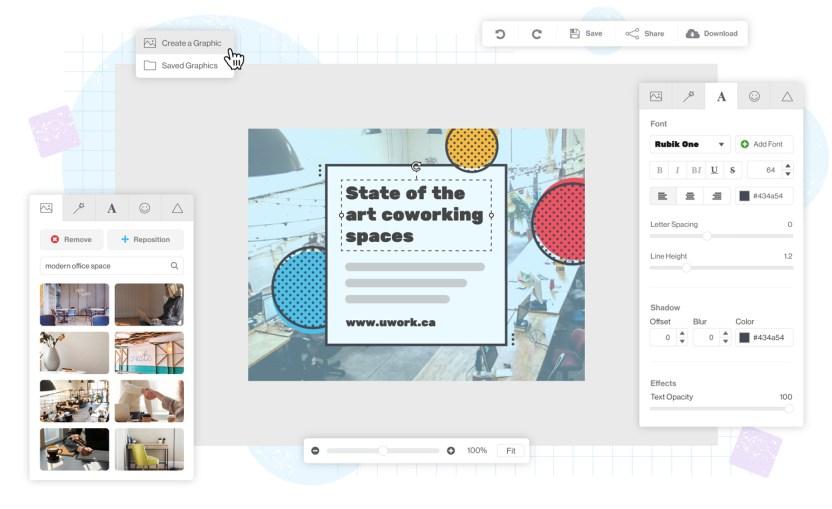 Buat desain banner dengan mudah dengan snappa.io