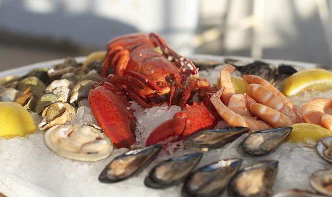 les recettes de fruits de mer on en a besoin toute l annee