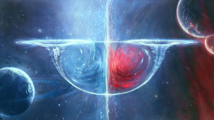 Image result for Wormholes