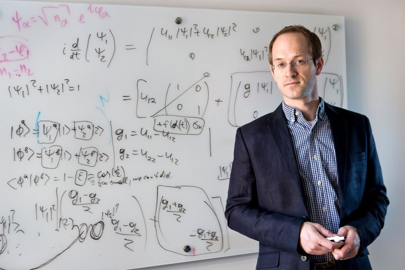 Andrew Childs, a quantum theorist at the University of Maryland, cautions that error rates are a fundamental concern for quantum computers.