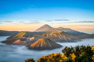 Sunrise at Mount Bromo, Indonesia